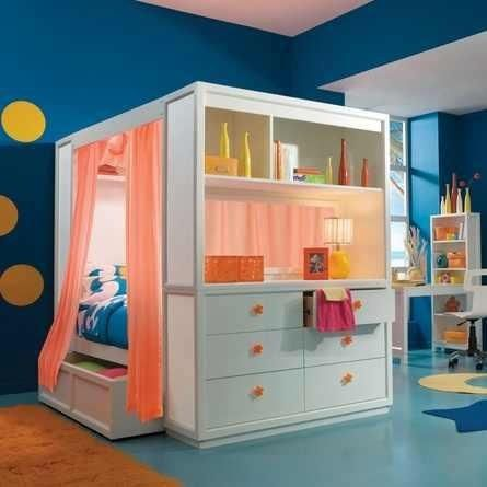30 Fun Ideas to Jazz Up a Child's Bedroom | Stay At Home Mum