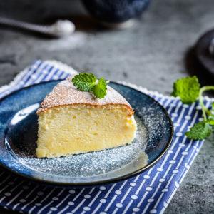 Coconut Condensed Milk Cake