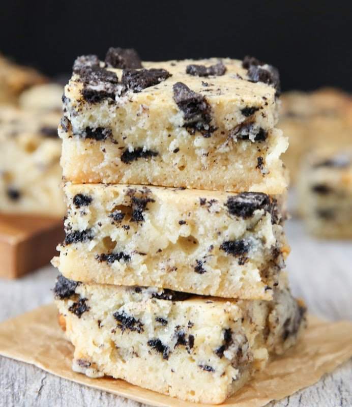 cookies and cream brownies 9 | Stay at Home Mum.com.au