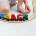 bigstock Little Boy Plays With Wooden L 320544166   Stay at Home Mum.com.au