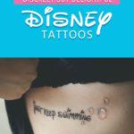 25 Discreet But Delightful Disney Tattoos