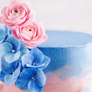 22 Simple One-Tier Wedding Cakes for a Frugal Wedding