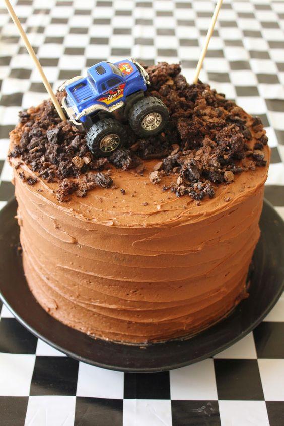 10 Doityourself Birthday Cakes For Little Boys