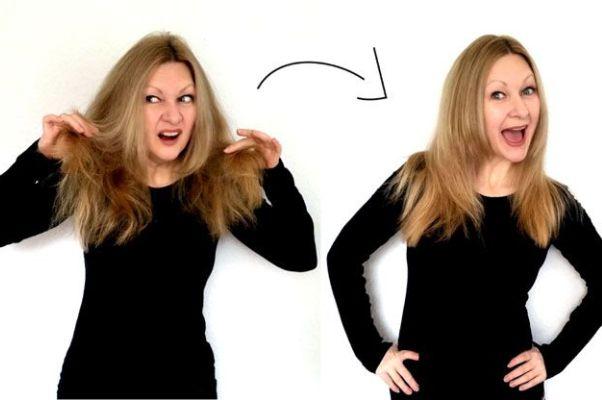 10 Ways to Transform Frizzy Hair into Cascading Shiny Tresses