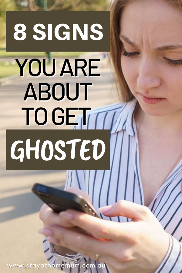 Ghosted | Stay at Home Mum