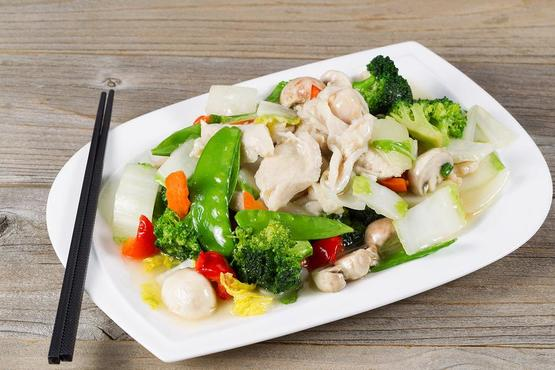 Fussy Eaters Easy Chicken Stir Fry | Stay at Home Mum.com.au