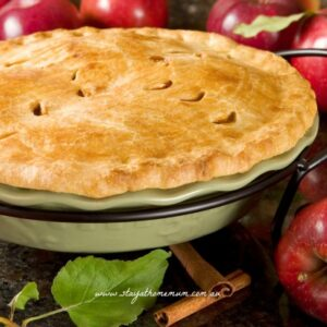 The Most Amazing Apple Pie Recipe In the WORLD!