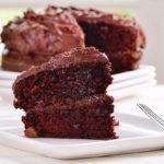 Quick Mix Chocolate Cake | Stay at Home Mum.com.au