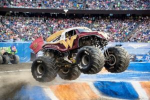 Win Tickets To This Year's Monster Jam