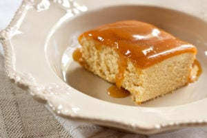 bigstock Butterscotch Pudding 5374643 | Stay at Home Mum.com.au