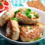 bigstock Meatballs Minced Chicken And T 146445755   Stay at Home Mum.com.au