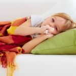 bigstock Sick Kid With Runny Nose And F 150630305 | Stay at Home Mum.com.au