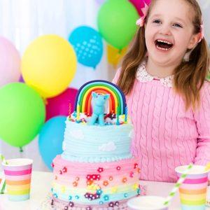 10 Adorable Birthday Cake Ideas for Kids