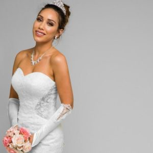 37 Beautiful Mermaid-Style Wedding Dresses