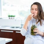 bigstock Pregnant woman eating pickles 120836369 | Stay at Home Mum.com.au