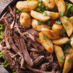 bigstock Pulled Pork And Fried Potatoes 106802867   Stay at Home Mum.com.au