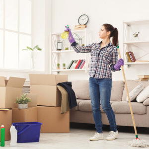 This Simple Trick Will Make Cleaning Your House A Lot Easier