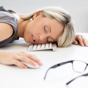 8 Reasons You're Feeling Tired All The Time
