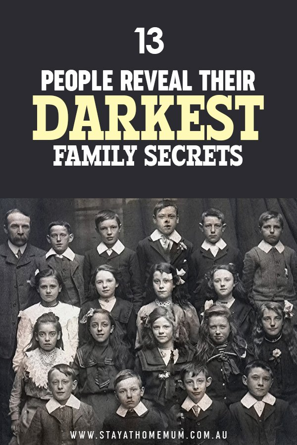 Why Do Our Loved Ones Keep Secrets?