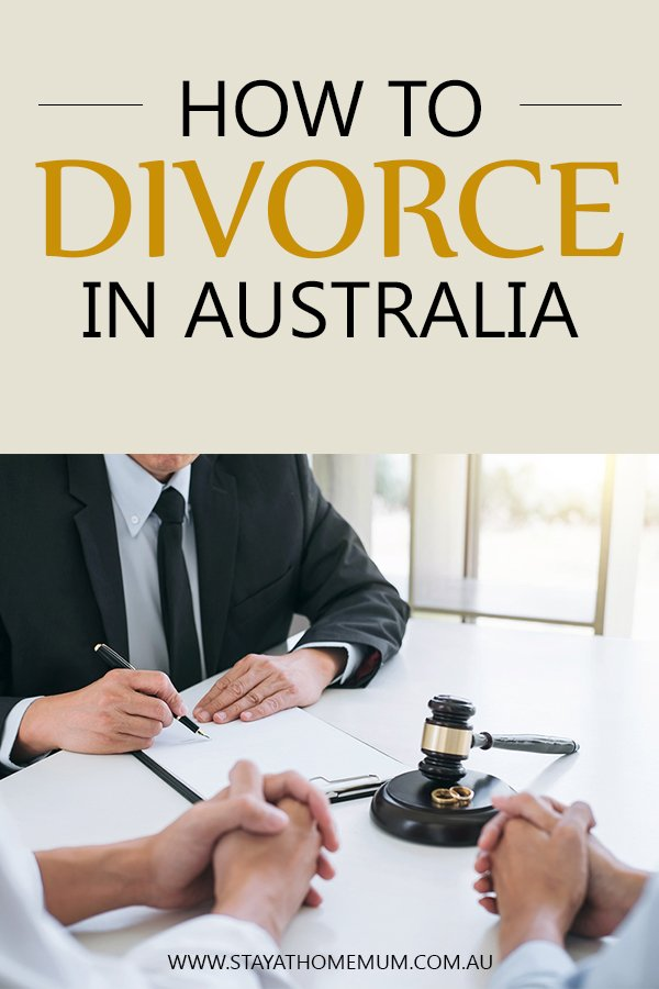 How to Divorce in Australia