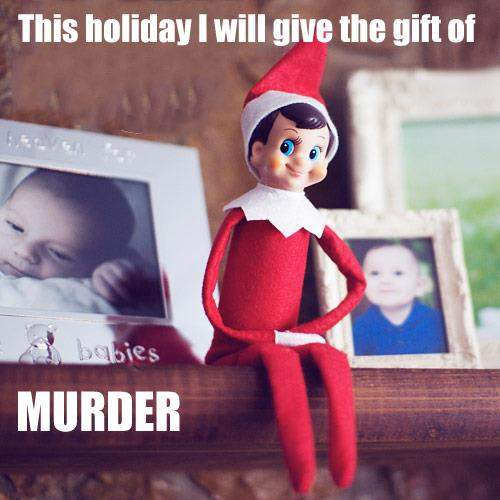 creepyelf joy 1 | Stay at Home Mum.com.au