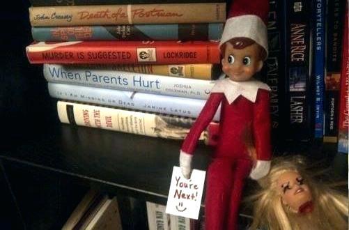 on the shelf videos zombie elf on the shelf elf on the shelf zombie elf on the shelf videos | Stay at Home Mum.com.au