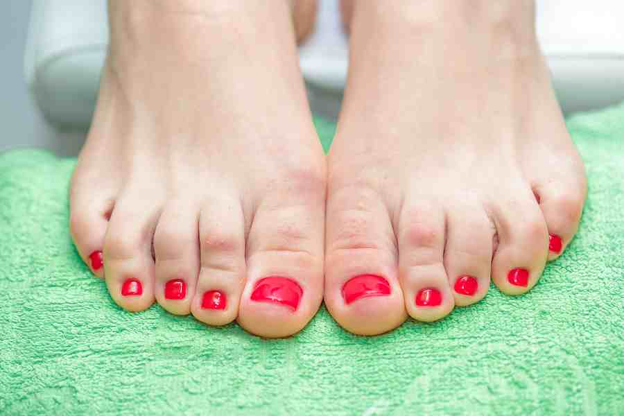 Pretty Toenails for Summer | Stay at Home Mum