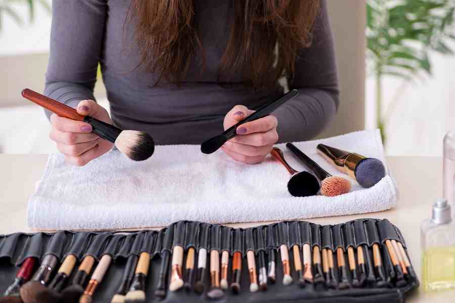 The Ultimate Beauty Brush Care Guide | Stay at Home Mum