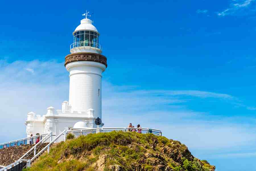 Cape Byron Lighthouse | Stay at Home Mum