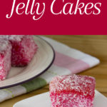 Old-Fashioned Jelly Cakes