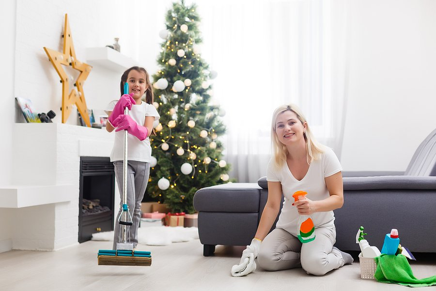 Pre-Christmas Cleaning Checklist | Stay at Home Mum