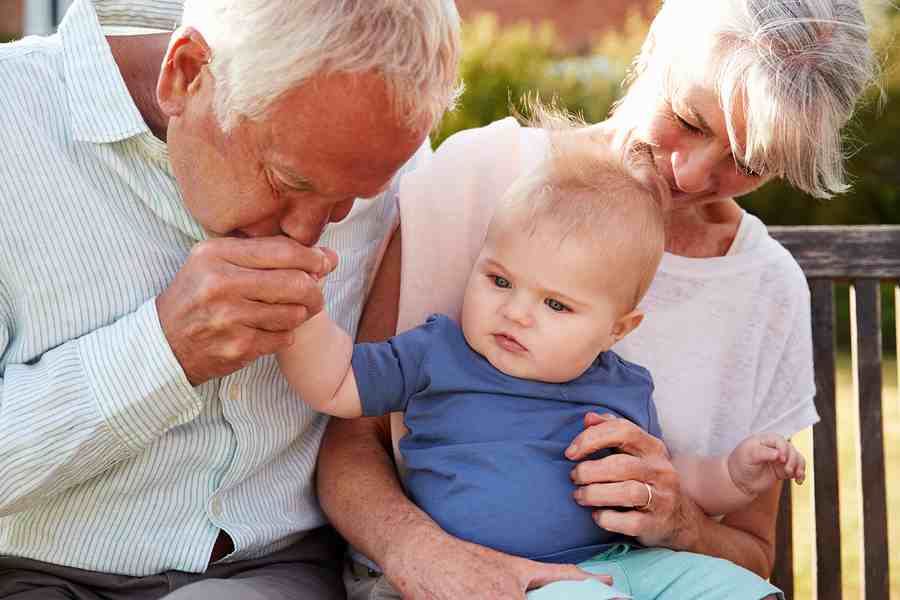 Can Grandparents Demand to See Their Grandchildren?