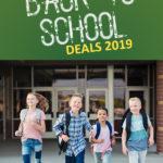 Very Best Back to School Deals 2019
