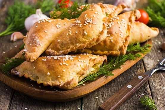 bigstock Fresh Baked Pasties Filled Wi 108638672 | Stay at Home Mum.com.au