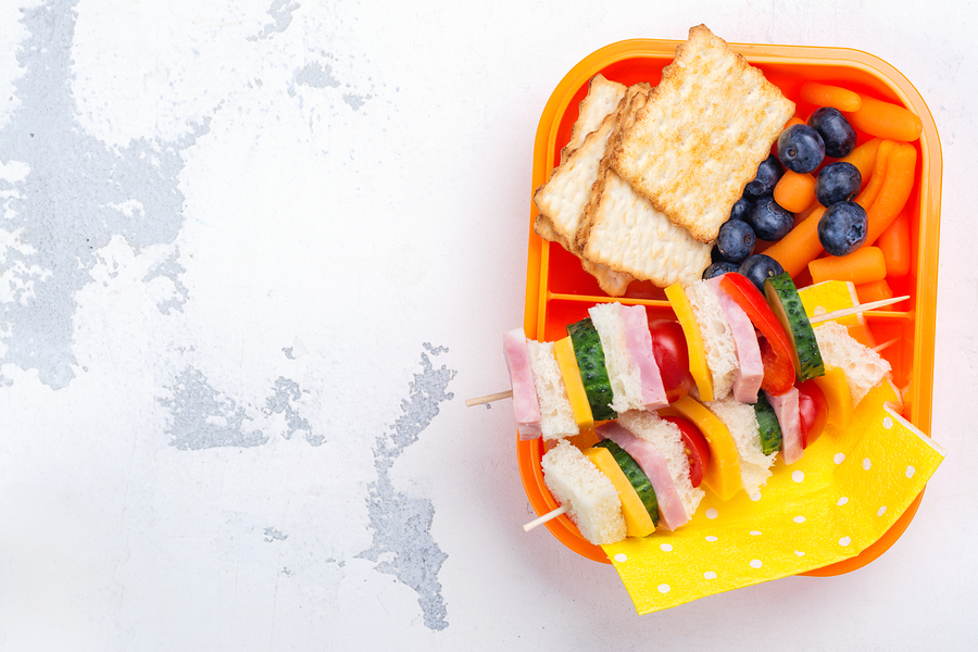Tips on Making School Lunches Fun and Healthy | Stay at Home Mum