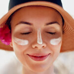 bigstock Woman Smile Applying Sun Cream 248946664 | Stay at Home Mum.com.au
