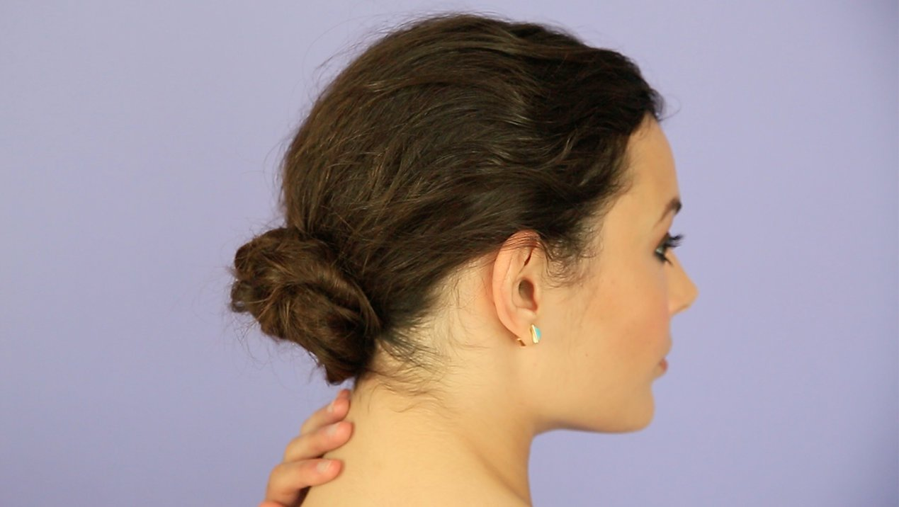 low updo | Stay at Home Mum.com.au