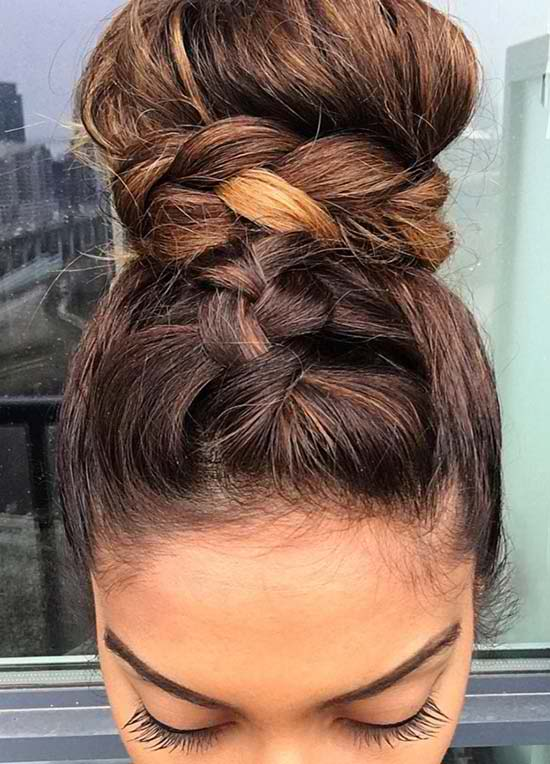 sporty workout hairstyles for gym16 | Stay at Home Mum.com.au