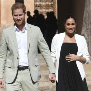 Baby Name Predictions for Meghan and Harry's Bub
