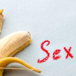 bigstock Banana And The Inscription Sex 275555644 | Stay at Home Mum.com.au