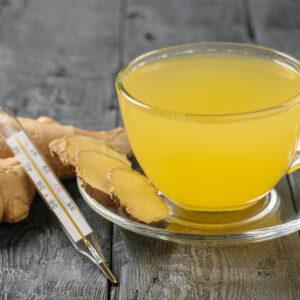 I've Got the Flu 'Healthy Ginger' Drink