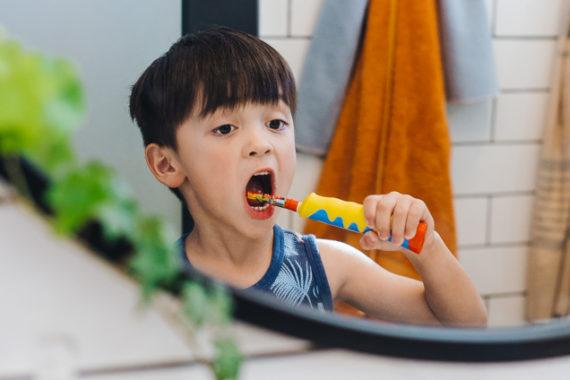 How to Teach Your Toddler to Brush Your Teeth