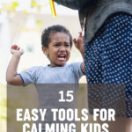 15 Easy Tools for Calming Kids with ASD, ODD and Anxiety