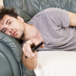 bigstock Lazy Man With The Remote On Th 257708074   Stay at Home Mum.com.au
