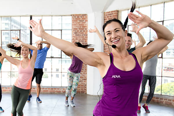 group fitness instructor   Stay at Home Mum.com.au