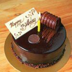 bigstock Chocolate Mousse Birthday Cake 254997070 1   Stay at Home Mum.com.au