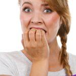 bigstock Scared Stressed Woman Biting 175240864   Stay at Home Mum.com.au