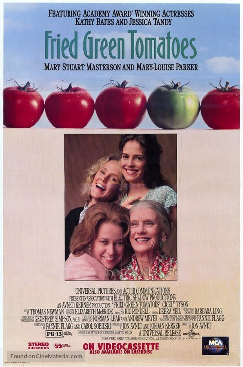 fried green tomatoes movie poster | Stay at Home Mum.com.au