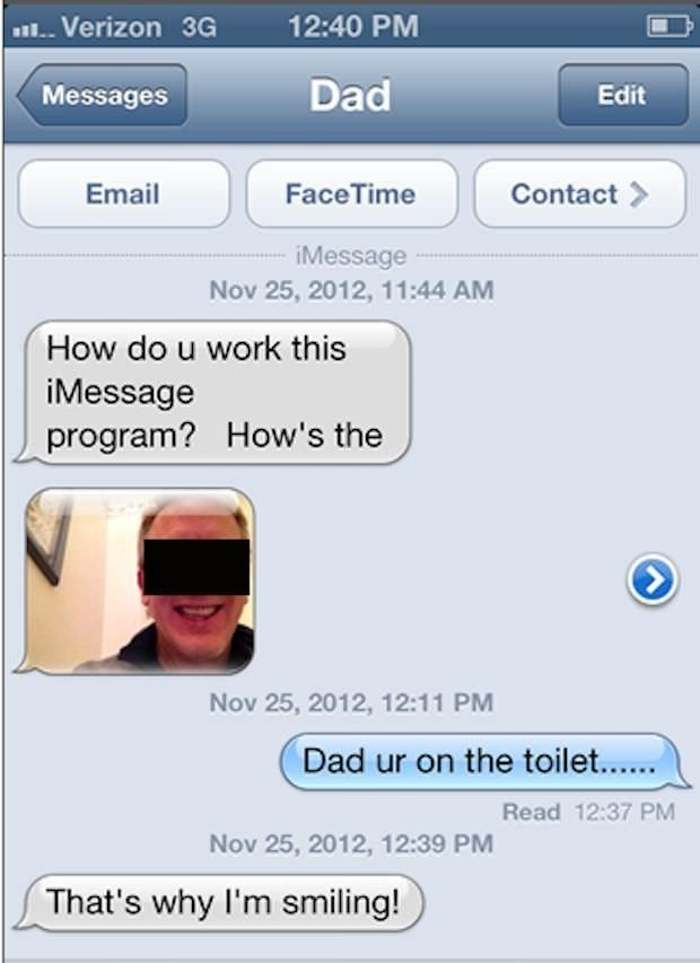 20 Epic Texting Fails Proving Parents Shouldnt be Allowed To Text 3 | Stay at Home Mum.com.au