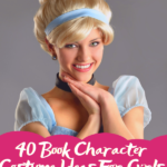 40 Book Character Costume Ideas For Girls | Stay at Home Mum.com.au